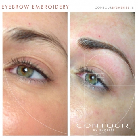 Eyebrow Embroidery - Semi Permanent Make Up