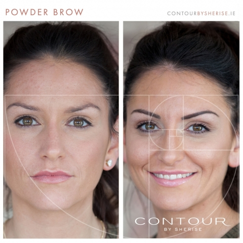Powder Brow - Semi Permanent Make Up