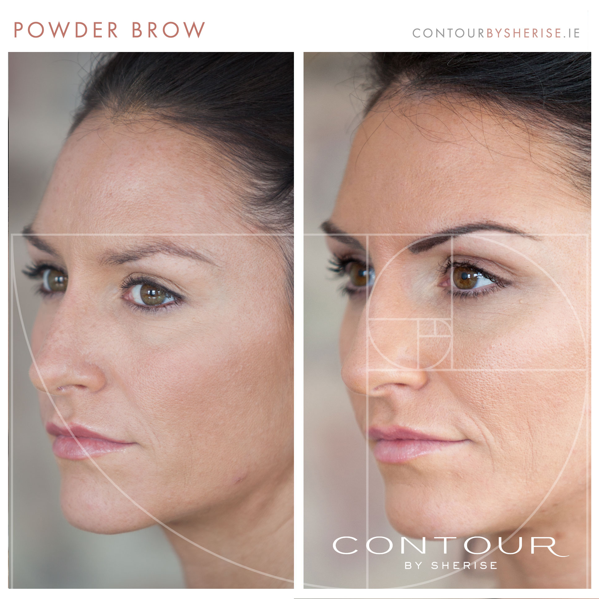 Powder Brow- Semi Permanent Make Up