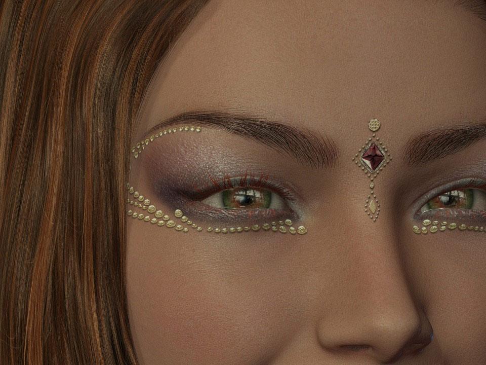 wedding-makeup-gems