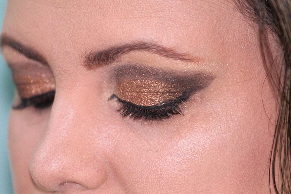 wedding-makeup-golden-showdow